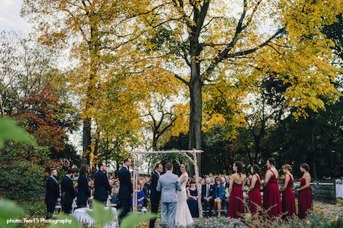 Bartrams Garden_Two15Photography_ceremony_fall